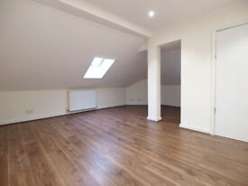 A good sized 2 bedroom set on the top floor flat close to Holloway