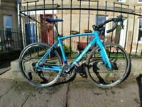 Merida cyclocross 500 winter touring gravel