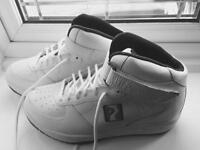 Ladies size 5.5 weighted trainers