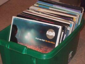 """120 x 12"""" Progressive House / Electro Vinyl Collection 90's- 2000's SASHA!!"""