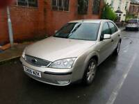06 PLATE FORD MONDEO. 2 LITRE TDCI TURBO DIESEL. TOWBAR. IDEAL FAMILY CAR. PX WELCOME