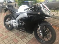 Aprilia RS4 125 (62 Reg) - Quick Sale Low Miles