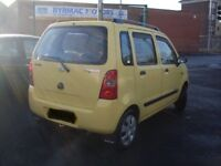Suzuki wagon R 2001 reliable car needs a clean