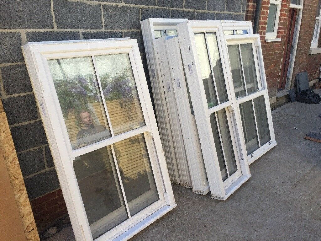 Nine Nearly Pvc Double Glazed Sash Style Windows In Norwich Norfolk Gumtree