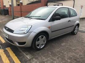 Fiesta 2005 1.2 12 months MOT. Clean tidy car. No issues, drive home today.