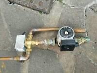 Honeywell diverter valve