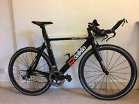 Dalkiia Carbon Time Trial Bike 58cm / Triathlon / TT Bicycle