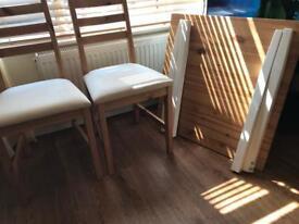 Ikea small kitchen table