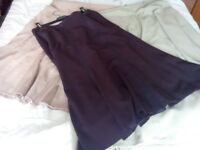 Bundle of three skirts. Size 16. Bonmarche.