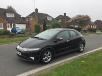 Honda Civic 2007 , Curious Control , MOT January 2019 , £1,850 ONO
