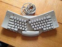 Apple Serial Ergonomic Keyboard