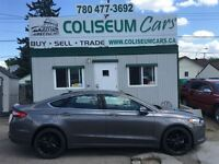 2013 Ford Fusion Titanium. AWD, LEATHER, SUNROOF, LOADED,44KM