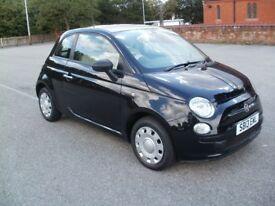 Fiat 500 Pop 2013 1300, Full MOT, Full Service, Low Mileage 32,000
