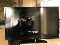 "32"" hd led tv new in box hd freeview hdmi's remote USB and a wall bracket"