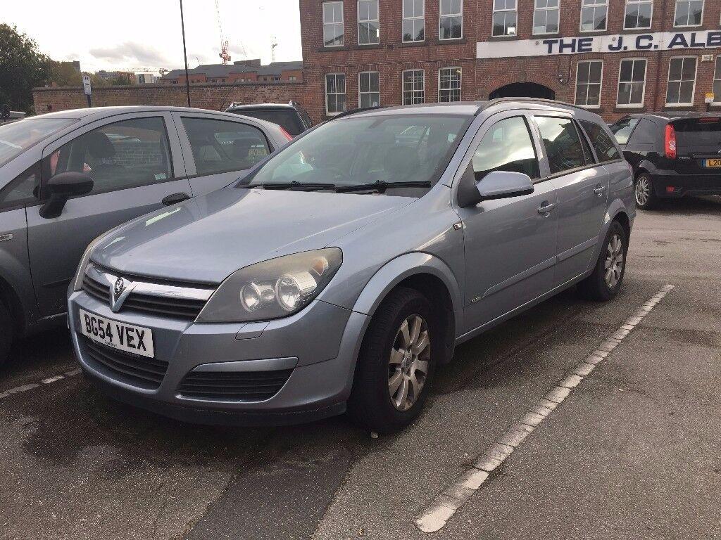 Vauxhall Astra Estate 1.7CDTI Turbo Problem