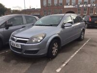 Vauxhall Astra Estate 1.7CDTI Turbo Problem