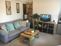 Double room in a two bed flat 15 minutes walk from Westminster and Waterloo