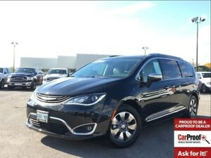 2017 Chrysler Pacifica Platinum*HYBRID*DEMO*only 1187 kms*