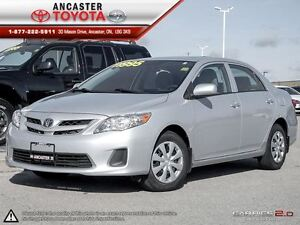 2013 Toyota Corolla CE - ENHANCED CONVENIENCE PACKAGE WITH MOONR