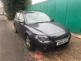 Volvo V50 Automatic 2.4 Petrol 88,000 Mechanically immaculate