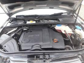 Audi a4 2.0 tdi 140bhp