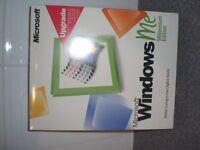 Microsoft Windows Milleninium Edition Upgrade (new factory sealed)