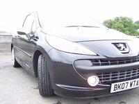2007 Peugeot 207 GT