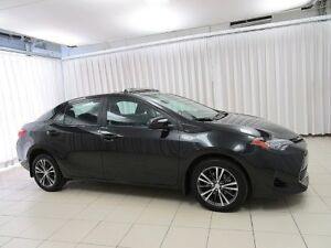 2017 Toyota Corolla LE SEDAN w/ HEATED SEATS, ALLOY WHEELS, BACK