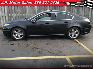2014 Acura TL Tech Package, Automatic, Navigation, Leather, AWD Oakville / Halton Region Toronto (GTA) image 3