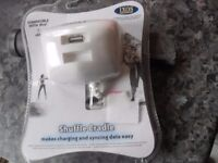 SHUFFLE CRADE WITH USB AS NEW IN BOX