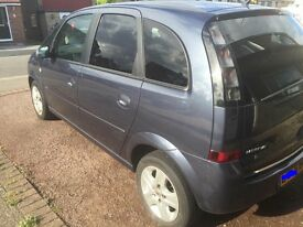 Vauxhall meriva 1600 Ono please ask for details