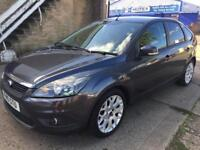 Ford Focus 1.6l diesel 2010 coms with 1 year mot clean car