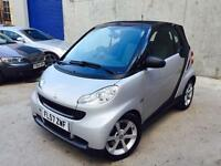 Smart cabriolet 57 plate