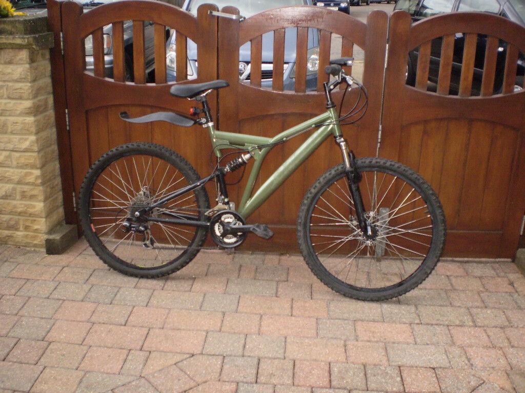Ladies/Gents Mountain Bike