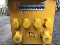 110v site transformer