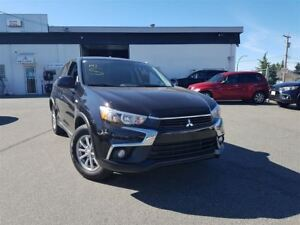 2017 Mitsubishi RVR SE 4WD; No accidents!