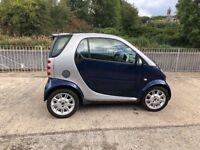 Clean wee smart car