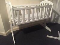 Swinging Crib Brand New
