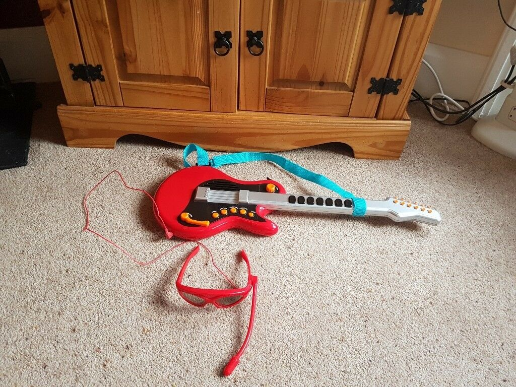 ELC Toy Electric Guitar