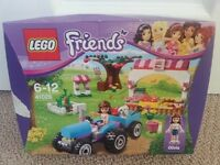 LEGO FRIENDS: Sunshine Harvest ***NEW***