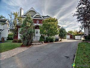 575 000$ - Maison 2 étages à vendre à Boisbriand