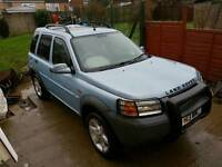 Land rover freelander for sale 850 ono