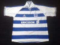 QPR Home Football Shirt '97-'98 Ericsson