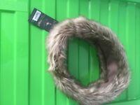 Jack Wills - Faux Fur Headband