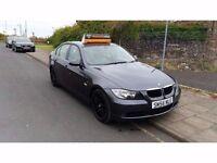 BMW 3 SERIES 2.0 318i ES 4dr SERVICE HISTORY