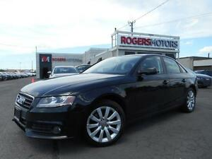 2011 Audi A4 2.0T QTRO - LEATHER - SUNROOF