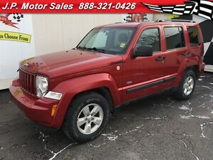 2010 Jeep Liberty Sport, Automatic, Sunroof, 4*4