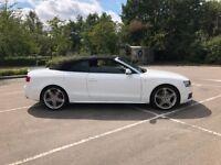 Audi A5 Cabriolet S-line 3.0L Quattro V6
