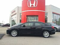 2012 Honda Civic EX - Extended Warranty! New Tires and Brakes!