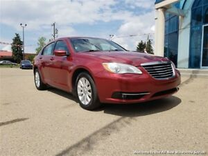 2014 Chrysler 200 Touring-ACCIDENT FREE-LOW MONTHLY PAYMENTS!!